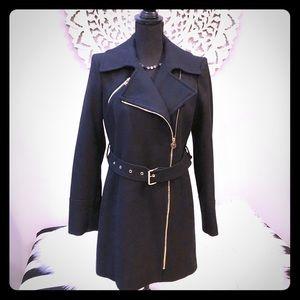 Michael Kors Zippered Detail Coat 🌟